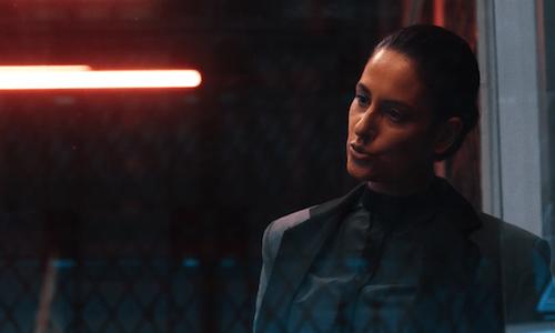 Shani Erez as Series Lead in Pandora / The CW