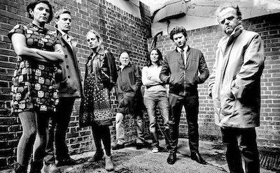 Matt Rippy in The Corrupted for BBC Radio 4