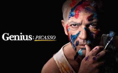 Luis Soto in Genius: Picasso