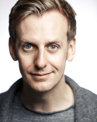 Charles Brunton as Emelius Brown in Bedknobs and Broomsticks