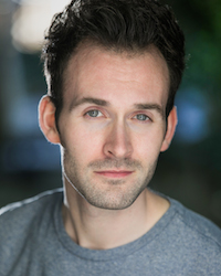 Dan Bottomley in Never Lost at Home