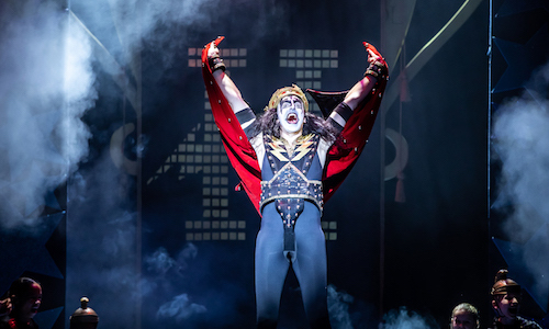 As Gordon Shakespeare in Nativity the Musical / Eventim Apollo London & UK Tour