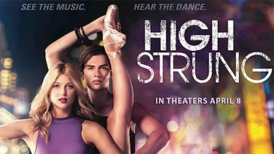 Manuel Pacific in High Strung: Free Dance