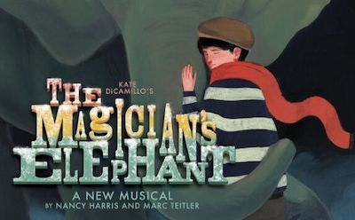 Alison Arnopp in The RSC's The Magician's Elephant