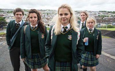 Amanda Hurwitz in Derry Girls