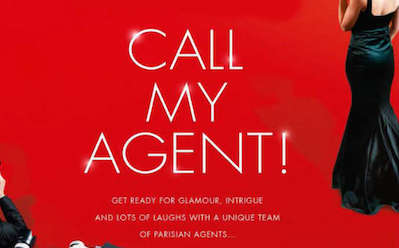 Caroline Piette in Call My Agent!